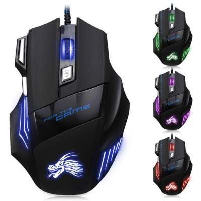X3 USB Wired Optical Gaming Mouse  цена
