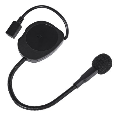 DK - 01 Bluetooth Helmet Headset EarphoneOther  Motorcycle Accessories<br>DK - 01 Bluetooth Helmet Headset Earphone<br><br>Accessories type: Helmet Headset<br>Applicable Motorcycle Brand: Universal<br>Avaliable Color : Black<br>Package Contents: 1 x USB Cable (1m Approx.), 2 x Adhesive Earphone Pad, 1 x Adhesive Hook and Loop, 1 x Ear Speaker / Microphone Headset, 1 x English User Manual<br>Package size (L x W x H): 20.00 x 12.50 x 5.00 cm / 7.87 x 4.92 x 1.97 inches<br>Package weight: 0.157 kg