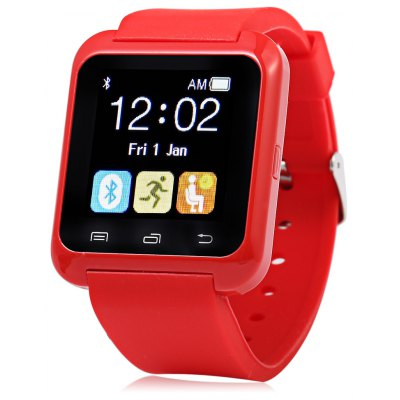 U80 Smart Bluetooth Watch Call Message Reminder
