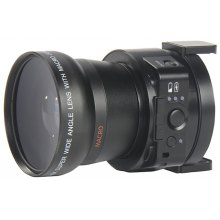 AMKOV LENS - OX5 1080P WIFI H.264 / MOV 20 Mega Pixels Camera Lens 120 Degrees Wide Angle