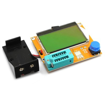 LCR-T4 Transistor Tester Board