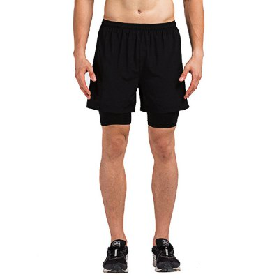 male-fitness-compression-short-pants