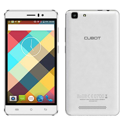 Cubot Rainbow Android 6.0 5.0 inch 3G Smartphone