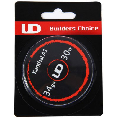 Original Youde UD 34ga Kanthal A1 Wire