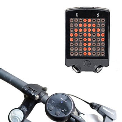 LEADBIKE A112 Wireless Remote Control Bicycle Turn Light