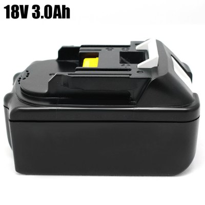 18V 3.0Ah Lithium-ion Rechargeable Battery