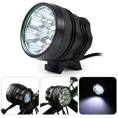 DECAKER XML - T6 7 LEDs Bicycle Front Light