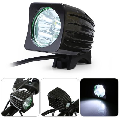 DECAKER 3 LEDs Bicycle Front Light