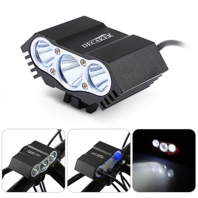 DECAKER M3 Bicycle Front Light