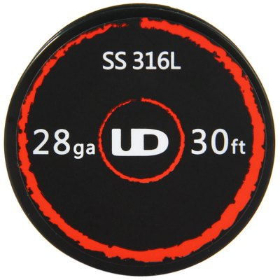 Original Youde UD SS 316L 28ga Resistance Wire