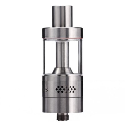 Original Youde UD Bellus RTARebuildable Atomizers<br>Original Youde UD Bellus RTA<br><br>Available Color: Black,Silver<br>Brand: Youde<br>Material: Stainless Steel, Glass<br>Model: Bellus<br>Overall Diameter: 22mm<br>Package Contents: 1 x Original Youde UD Bellus RTA, 1 x Glass Replacement Tank, 1 x Insulation Silicon Sleeve, 1 x Red Silicon Adapter, 4 x Black O-Ring, 1 x Silicon O-Ring for Driptip, 2 x Red Silicon Seal Ring, 2 x H<br>Package size (L x W x H): 14.00 x 8.00 x 5.00 cm / 5.51 x 3.15 x 1.97 inches<br>Package weight: 0.163 kg<br>Product size (L x W x H): 2.20 x 2.20 x 6.00 cm / 0.87 x 0.87 x 2.36 inches<br>Product weight: 0.056 kg<br>Rebuildable Atomizer: RBA,RTA<br>Tank Capacity: 5.0ml<br>Thread: 510<br>Type: Rebuildable Atomizer, Tank Atomizer, Rebuildable Tanks