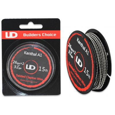 Original Youde UD 26ga x 2 + 32ga Kanthal A1 Twisted Wire