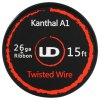 Original Youde UD 26ga + Ribbon Kanthal A1 Twisted Wire deal
