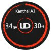 Original Youde UD 34ga Kanthal A1 Wire deal