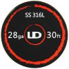 cheap Original Youde UD SS 316L 28ga Resistance Wire