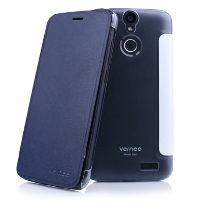 Original Vernee PU Leather Full Body Protective Case for Vernee Thor