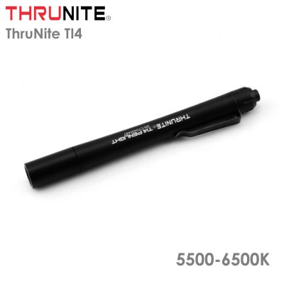ThruNite TI4 LED Flashlight