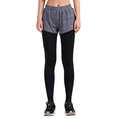 FBF002 Running Pants Grey Shorts WomenYoga<br>FBF002 Running Pants Grey Shorts Women<br><br>Color: Black,Grey<br>Features: Quick-drying, Breathable<br>Gender: Women<br>Material: Polyester<br>Model Number: FBF001<br>Package Content: 1 x FBF001 Sports Pants<br>Package size: 25.00 x 20.00 x 2.00 cm / 9.84 x 7.87 x 0.79 inches<br>Package weight: 0.2400 kg<br>Product weight: 0.2000 kg<br>Season: Winter, Summer, Spring, Autumn<br>Size: L,M,XL