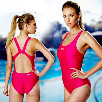 ZOKE Female Pure Color Slim Jumpsuit SwimwearSwimwear<br>ZOKE Female Pure Color Slim Jumpsuit Swimwear<br><br>Brand: ZOKE<br>Color: Rose<br>Package Contents: 1 x ZOKE Female Swimwear<br>Package size: 25.00 x 14.00 x 2.00 cm / 9.84 x 5.51 x 0.79 inches<br>Package weight: 0.250 kg<br>Product weight: 0.200 kg<br>Size: L,M,XL,XXL<br>Type: Jumpsuit<br>Waist: Natural