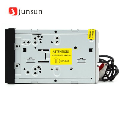 Junsun R167 Android 4.4 7.0 inch Car DVD Media PlayerCar DVD Player<br>Junsun R167 Android 4.4 7.0 inch Car DVD Media Player<br><br>Model: R167<br>Type: 2-DIN<br>Material: Electronic Components,Metal,Plastic<br>Installation Site: In-Dash<br>Screen type: Digital touch screen<br>Screen size: 7inch<br>Screen resolution: 1024 x 600<br>CPU Chips: Cortex A7<br>RAM (memory): DDR3 1GB<br>DVD Video Format: MPEG<br>USB/SD Video Format: AVI,DAT,DIVX,FLV,M4V,MKV,MOV,MP4,MPEG1,MPEG2,MPEG4,MPG,RM,RMVB,VOB,WMV<br>USB/SD Audio Format: AAC,APE,FLAC,MP3,OGG,WMA<br>USB/SD Picture Format: BMP,GIF,JPEG,PNG,TIFF<br>Media Format: AVI,FLV,JPEG,MKV,MP3,MP4,MPG,PMP,RM,RMVB,TP,VOB,WMA<br>TV Function: DTV<br>OSD Language: Arabic,Chinese,Czech,English,etc,French,German,Italian,Japanse,Portuguese,Russian,Slovak,Spanish,Swedish,Turkish<br>Input: DC 10 - 16V<br>Product weight: 1.400 kg<br>Package weight: 2.050 kg<br>Product size (L x W x H): 18.00 x 17.50 x 10.20 cm / 7.09 x 6.89 x 4.02 inches<br>Package size (L x W x H): 27.50 x 27.80 x 18.70 cm / 10.83 x 10.94 x 7.36 inches<br>Package Contents: 1 x Car Media Player, 1 x GPS Antenna (300cm), 1 x Power Cable Harness (18cm), 1 x Microphone (150cm), 2 x Fixed Iron, 4 x Screw, 1 x English User Manual