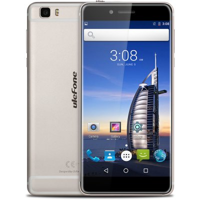 Ulefone Future 5.5 inch 4G Phablet TOP 5 telefoane chinezesti in 2016 cu display edge to edge