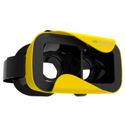 VR Shinecon III 3D Glasses for 4.7 - 6.0 inch Smartphone