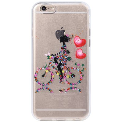 TPU Soft Protective Case for iPhone 6 / 6S