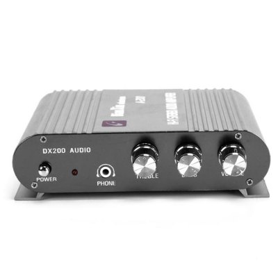 A - 200 12V 200W Car Audio Amplifier