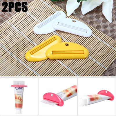 2PCS Toothpaste Tube Squeezer