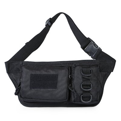 CTSmart 2L Waist BagWaistpacks<br>CTSmart 2L Waist Bag<br><br>Brand: CTSmart<br>Capacity: 1 - 10L<br>Color: Black,Camouflage,Khaki<br>Features: Tactical Style<br>For: Hiking, Cycling, Sports, Mountaineering<br>Material: Nylon<br>Package Contents: 1 x CTSmart Travel Waist Bag<br>Package size (L x W x H): 37.00 x 17.00 x 2.50 cm / 14.57 x 6.69 x 0.98 inches<br>Package weight: 0.272 kg<br>Product size (L x W x H): 36.00 x 6.00 x 15.50 cm / 14.17 x 2.36 x 6.1 inches<br>Product weight: 0.222 kg