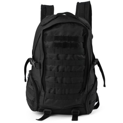 CTSmart Multifunctional BackpackBackpacks<br>CTSmart Multifunctional Backpack<br><br>Bag Capacity: 35L<br>Brand: CTSmart<br>Capacity: 31 - 40L<br>Color: Black,Khaki,Terrain Camouflage<br>Features: Tactical Style, molle system<br>For: Tactical, Camping, Climbing, Cycling, Other, Traveling<br>Material: Nylon<br>Package Contents: 1 x Tactical Shoulder Bag<br>Package size (L x W x H): 38.00 x 48.50 x 2.50 cm / 14.96 x 19.09 x 0.98 inches<br>Package weight: 0.820 kg<br>Product size (L x W x H): 32.00 x 21.00 x 48.50 cm / 12.6 x 8.27 x 19.09 inches<br>Product weight: 0.766 kg<br>Type: Backpack