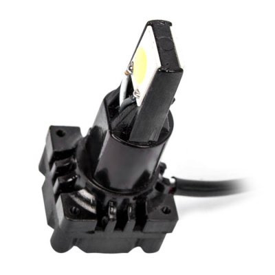 HS1601043 8 - 80V 18 - 30W 3000lm Motorcycle HeadlightOther  Motorcycle Accessories<br>HS1601043 8 - 80V 18 - 30W 3000lm Motorcycle Headlight<br><br>Accessories type: Motorcycle Lighting<br>Available Light Color: White<br>Lumens: 3000lm<br>Package Contents: 1 x Motorcycle COB Headlight, 1 x Screw, 1 x Spring, 3 x Metal Installation Ring, 1 x English User Manual<br>Package size (L x W x H): 16.50 x 12.00 x 8.00 cm / 6.5 x 4.72 x 3.15 inches<br>Package weight: 0.196 kg<br>Product size (L x W x H): 7.00 x 3.00 x 3.00 cm / 2.76 x 1.18 x 1.18 inches<br>Product weight: 0.074 kg<br>Type: Headlight