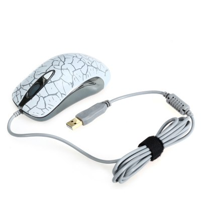 LeiJie V1 Wired USB Gaming Mouse with Breathing Lamp