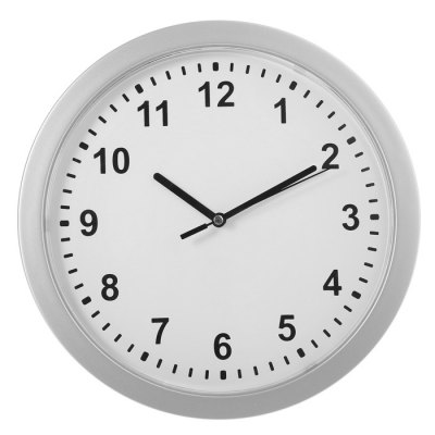2 in 1 Analog Wall Clock