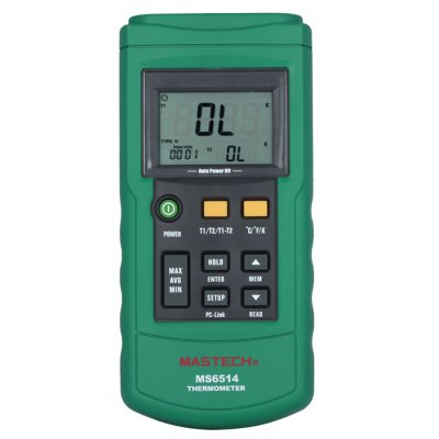 MASTECH MS6514 Digital Thermometer