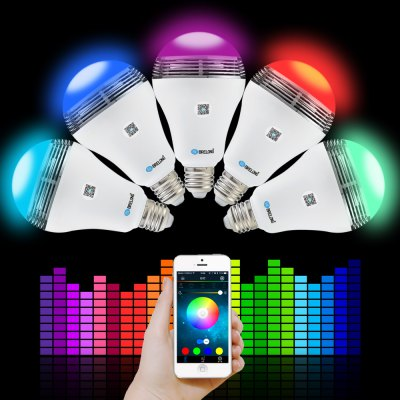 BRELONG Bluetooth Music Bulb