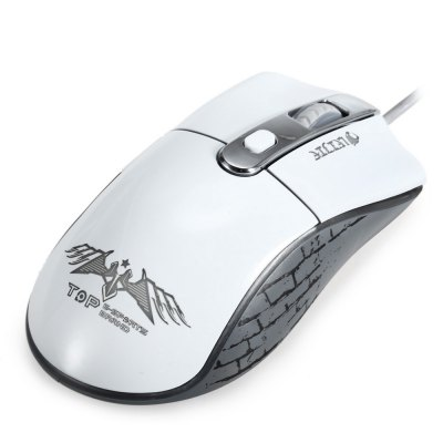 LeiJie V3 6D Wired USB Gaming Mouse with Breathing LampMouse<br>LeiJie V3 6D Wired USB Gaming Mouse with Breathing Lamp<br><br>Brand: LEIJIE<br>Cable Length (m): 1.8 m<br>Color: White<br>Connection: USB2.0<br>Features: Gaming<br>Interface: Wired<br>Material: Plastic<br>Model: V3<br>Package Contents: 1 x LeiJie V3 Gaming Mouse<br>Package size (L x W x H): 14.50 x 10.00 x 5.00 cm / 5.71 x 3.94 x 1.97 inches<br>Package weight: 0.206 kg<br>Product size (L x W x H): 12.00 x 6.50 x 3.50 cm / 4.72 x 2.56 x 1.38 inches<br>Product weight: 0.151 kg<br>Resolution: 1000DPI,2000DPI,3000DPI,400DPI<br>Suitable for: PC, Pad<br>System support: Windows, IOS, Android<br>Type: Mouse