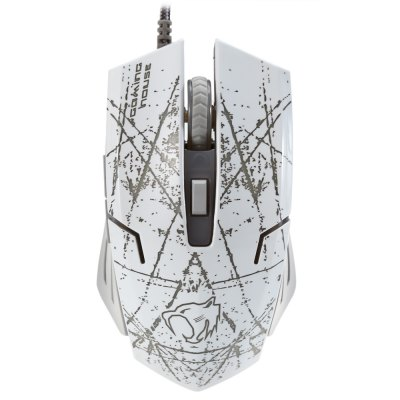 LeiJie A3 Wired USB Gaming Mouse with Breathing Lamp