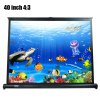 cheap Folding Table-top Projection Screen