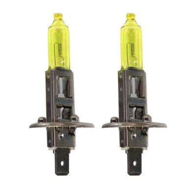 PEGASUS Yellow - H1 2PCS Halogen Bulb Car HeadlightCar Headlights<br>PEGASUS Yellow - H1 2PCS Halogen Bulb Car Headlight<br><br>Model: Yellow - H1<br>Type: Head Lamp,Headlights<br>Connector: H1<br>LED/Bulb quantity: 1pc<br>Emitting color: Yellow<br>Voltage: 12V<br>Power: 100W<br>Lumens: 1800lm<br>Material: Metal<br>Type of lamp-house : Halogen<br>Apply lamp position : External Lights<br>Product weight: 0.013 kg<br>Package weight: 0.143 kg<br>Product size (L x W x H): 6.00 x 2.50 x 2.20 cm / 2.36 x 0.98 x 0.87 inches<br>Package size (L x W x H): 14.00 x 11.60 x 7.60 cm / 5.51 x 4.57 x 2.99 inches<br>Package Contents: 2 x Car Light