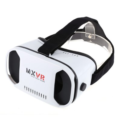 MX VR Virtual Reality 3D Glasses for Mobile Phones with Remote Controller