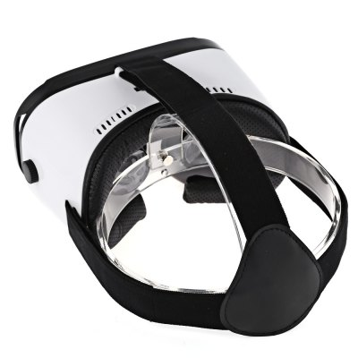 MX VR Virtual Reality 3D Glasses with Remote Controller