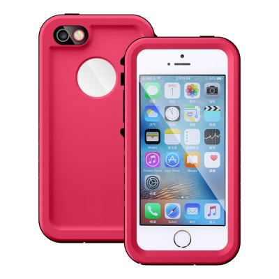 Full Body IP68 Waterproof Protective Case for iPhone SE / 5S / 5