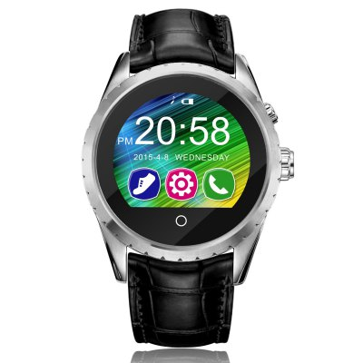 C5 Heart Rate Testing Remote Camera Smart Watch