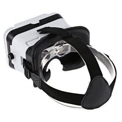 2D 3D VR Virtual Reality Glasses with Bluetooth Controller