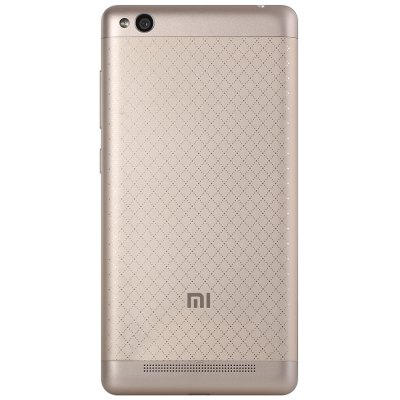 XiaoMi Redmi 3 16GB ROM 4G SmartphoneCell Phones<br>XiaoMi Redmi 3 16GB ROM 4G Smartphone<br><br>Brand: XiaoMi<br>Type: 4G Smartphone<br>OS: Android 5.1<br>Service Provide: Unlocked<br>Language: Indonesian, Malay, German, English ( India ), English ( England ), English ( America ), Spanish ( Spain ), Spanish ( America ), French, Italian, Lithuanian, Hungarian,  Polish, Portuguese ( Brazil ),<br>SIM Card Slot: Dual SIM,Dual Standby<br>SIM Card Type: Micro SIM Card,Nano SIM Card<br>CPU: Qualcomm Snapdragon 616<br>Cores: Octa Core<br>GPU: Adreno-405<br>RAM: 2GB RAM<br>ROM: 16GB<br>External Memory: TF card up to 128GB (not included)<br>Wireless Connectivity: 3G,4G,A-GPS,Bluetooth,GPS,GSM,WiFi<br>WIFI: 802.11a/b/g/n/ac wireless internet<br>Network type: FDD-LTE+WCDMA+GSM<br>2G: GSM 850/900/1800/1900MHz<br>3G: WCDMA 850/900/1900/2100MHz<br>4G: FDD-LTE 1800/2100/2600MHz<br>Screen type: Capacitive (5-Points)<br>Screen size: 5.0 inch<br>Screen resolution: 1280 x 720 (HD 720)<br>Camera type: Dual cameras (one front one back)<br>Back camera: 13.0MP,with flash light and AF<br>Front camera: 5.0MP<br>Video recording: Yes<br>Aperture: f/2.0<br>Touch Focus: Yes<br>Auto Focus: Yes<br>Flashlight: Yes<br>Camera Functions: Face Detection,HDR,Panorama Shot<br>Picture format: BMP,GIF,JPEG,PNG<br>Music format: AAC,AMR,MP3,WAV<br>Video format: ASF,AVI,MKV,MP4<br>MS Office format: Excel,PPT,Word<br>E-book format: PDF,TXT<br>Live wallpaper support: Yes<br>Games: Android APK<br>I/O Interface: 3.5mm Audio Out Port,Micro USB Slot,TF/Micro SD Card Slot<br>Sensor: Ambient Light Sensor,E-Compass,Gravity Sensor,Proximity Sensor<br>Notification LED: Yes<br>Sound Recorder: Yes<br>Additional Features: 3G,4G,Alarm,Bluetooth,Browser,Calculator,Calendar,E-book,GPS,MP3,MP4,People,Sound Recorder,Video Call,Wi-Fi<br>Battery Capacity (mAh): Built-in 4100mAh<br>Battery Type: Lithium-ion Polymer Battery<br>Cell Phone: 1<br>Power Adapter: 1<br>USB Cable: 1<br>SIM Needle: 1<br>Product size: 13.93 x 6.96 x 0.85 c