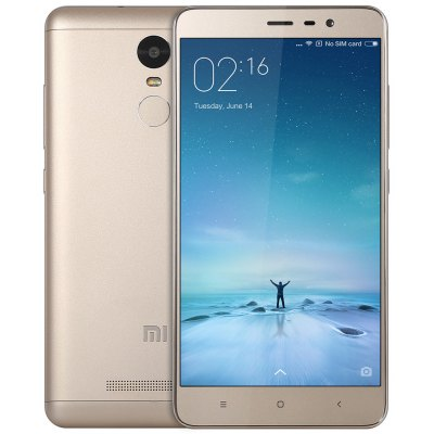 XIAOMI REDMI Note 3 16GB 4G Phablet