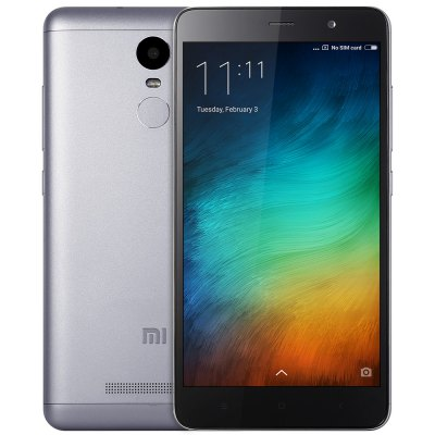 XIAOMI Redmi Note 3 Pro 5.5 pollici 4G Phablet