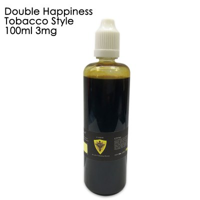Cigworks Double Happiness Tobacco Style Flavor E-liquid