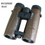 9892a 20x Binocular Magnifying Glasses Magnifier With Led